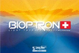 Bioptron light therapy system